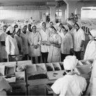 Белгородская Слюдяная фабрика, 1980- е гг.  ГАНИБО.Ф.2080.Оп.8.Д.28.Е-2