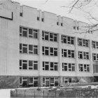 Строящиеся здание областной научной библиотеки в г. Белгороде, 1977 г. ГАНИБО.Ф.2080.Оп.7.Д.42.Е-1